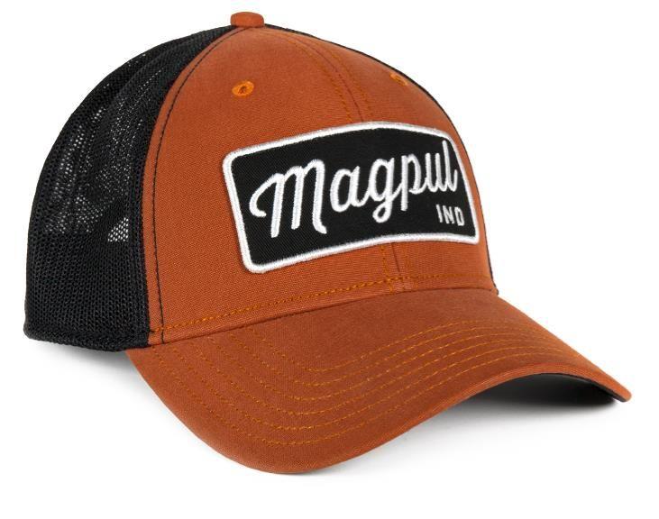 Magpul Script Mid Crown Snapback Cap